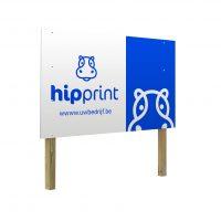 hipprint Reclamebord