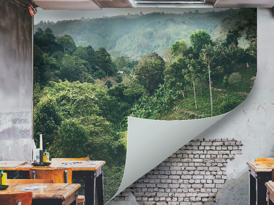 hipprint banner multitexpro wall